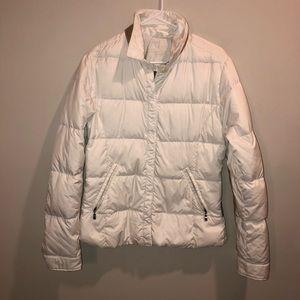 ciesse piumini winter filled jacket white